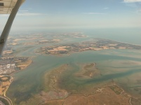 The wetlands of Hayling Island