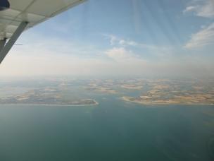 Looking towards Hayling Island
