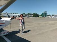 Le Touquet Airport, midsummer